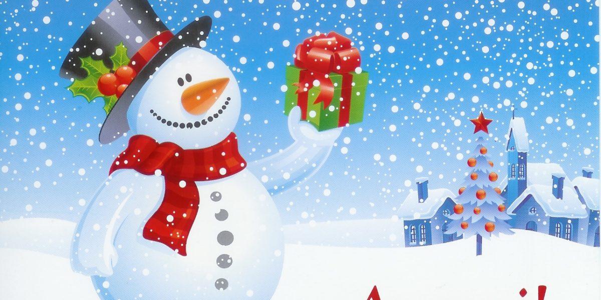 Sabato 7 Dicembre – Auguri di Natale con il Coro CAI