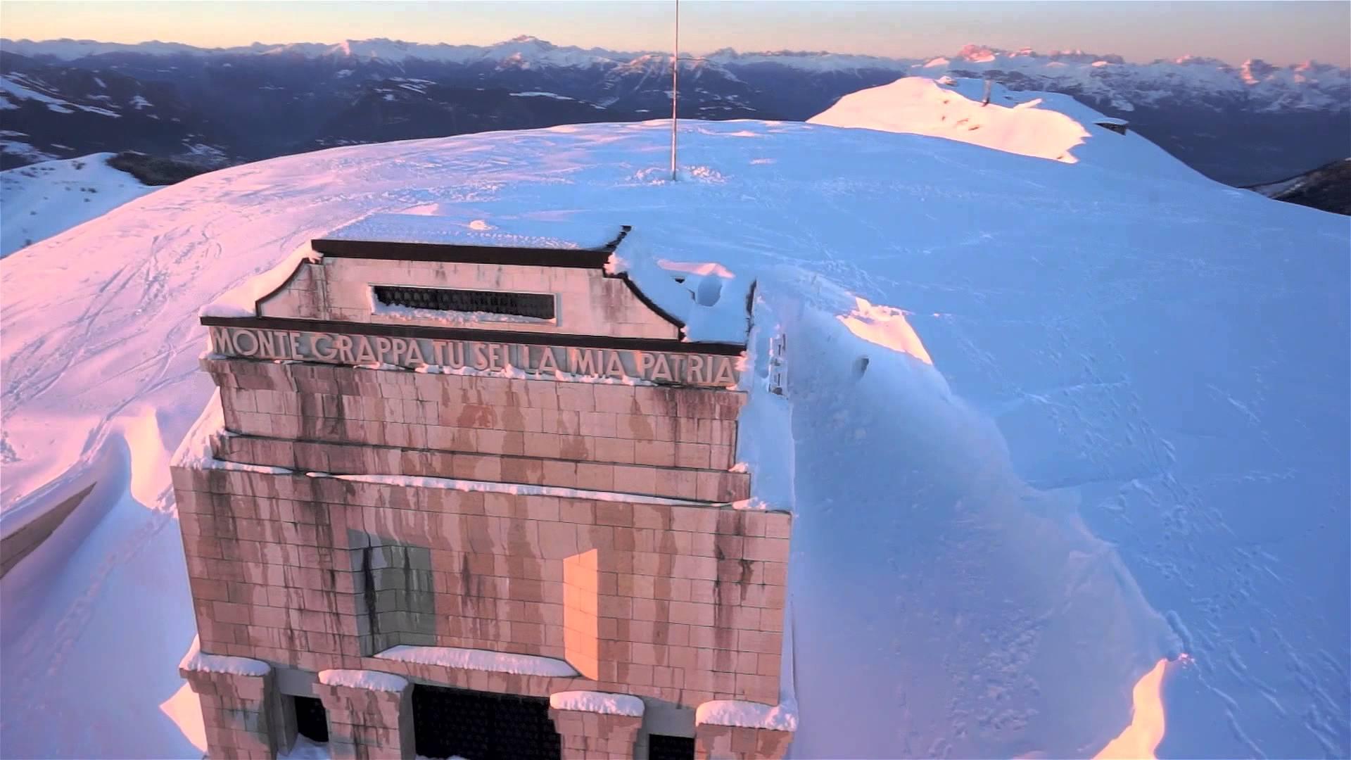 Domenica 12 febbraio – Ciaspolata sull'Alta via degli Erori, da Cima Grappa al Col dell'Orso