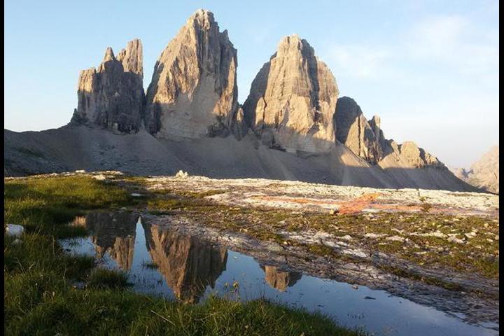 17_Barbara-Benini_RIFLESSI_3-Cime-Lavaredo-Rif -Locatelli