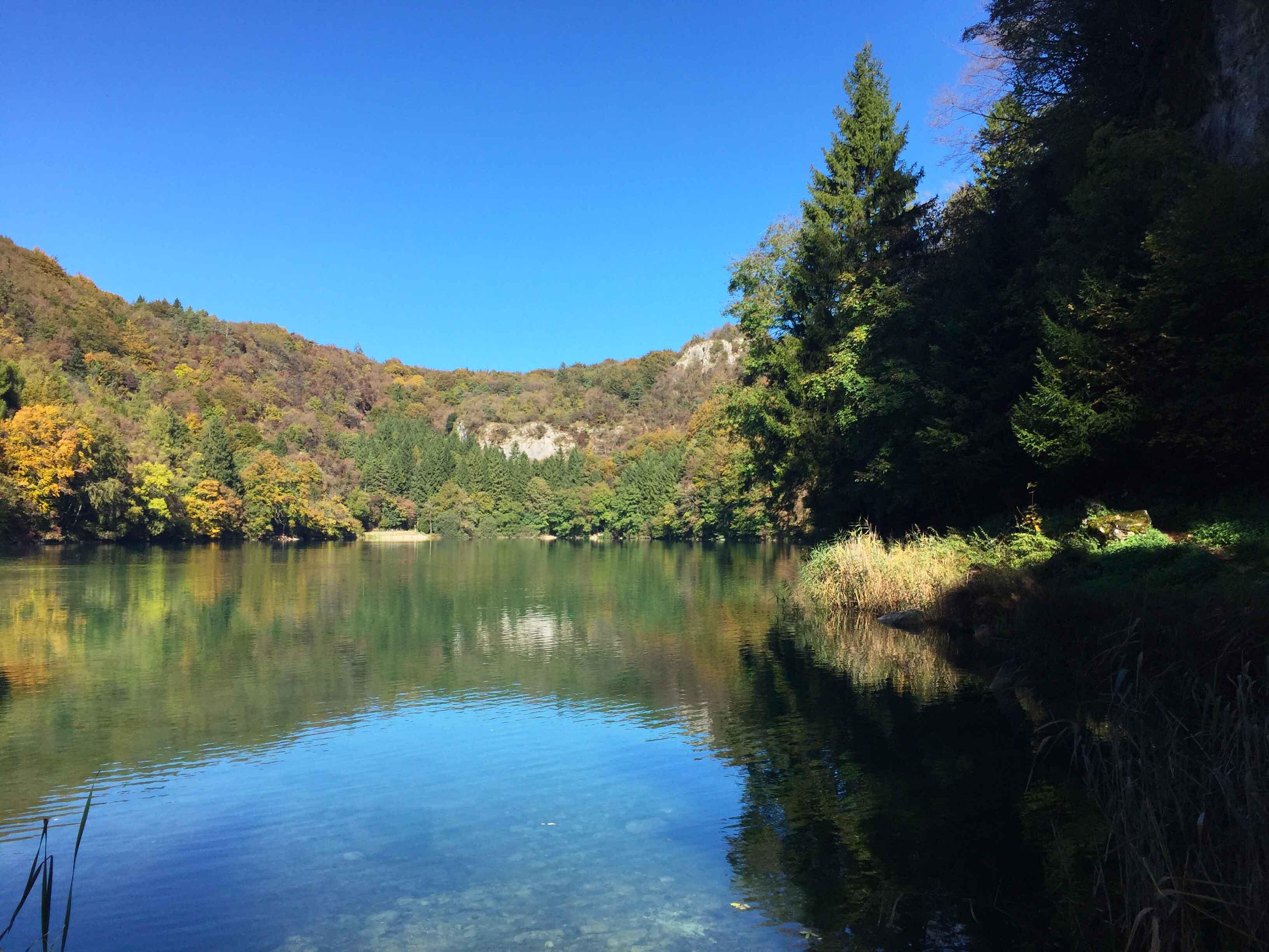 Domenica 29 ottobre 2017 – Terlago ed i suoi laghi