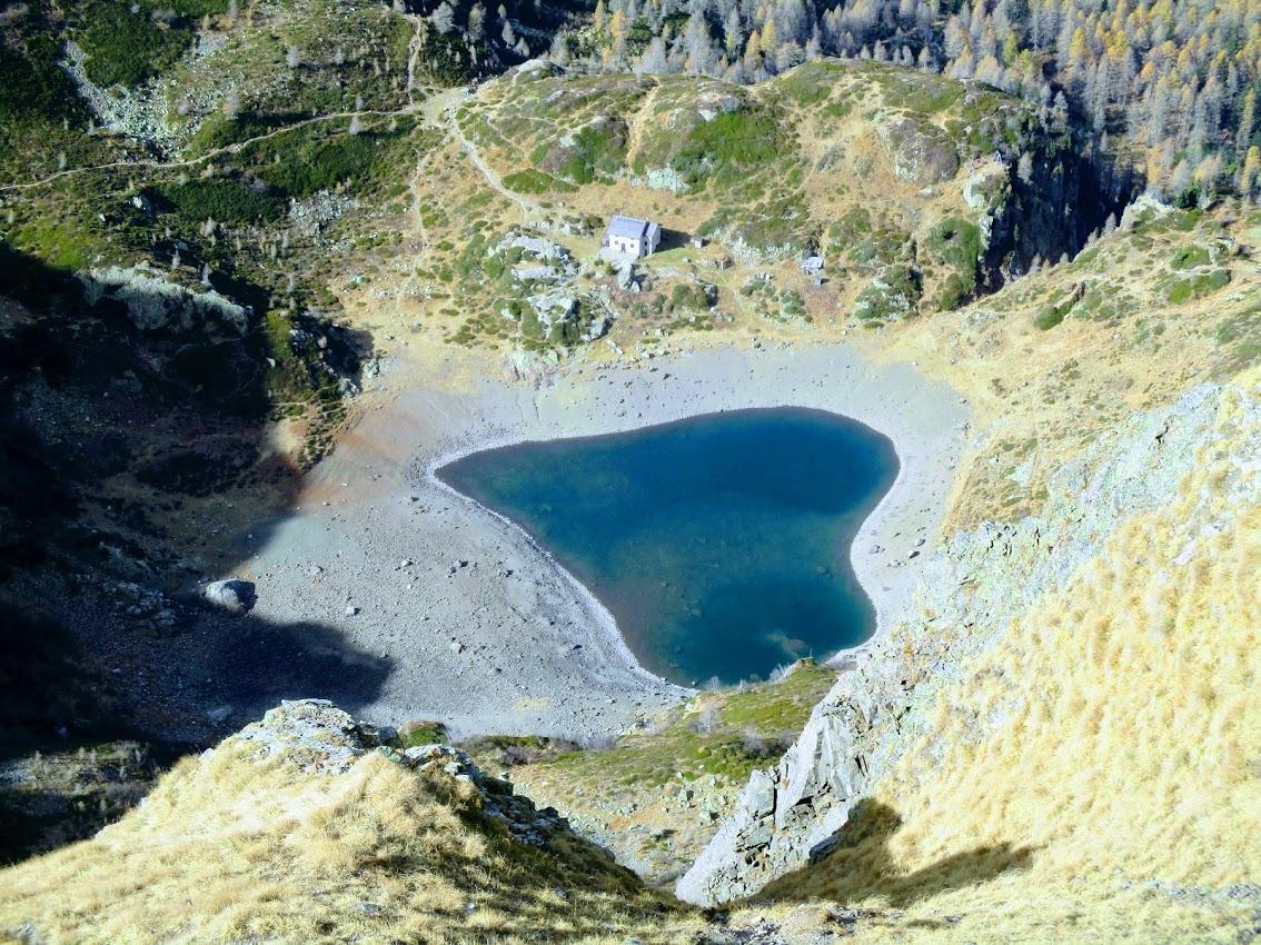 domenica 13 maggio 2018 - Valle dei Mochèni – Lago Erdemolo: natura selvaggia e cultura