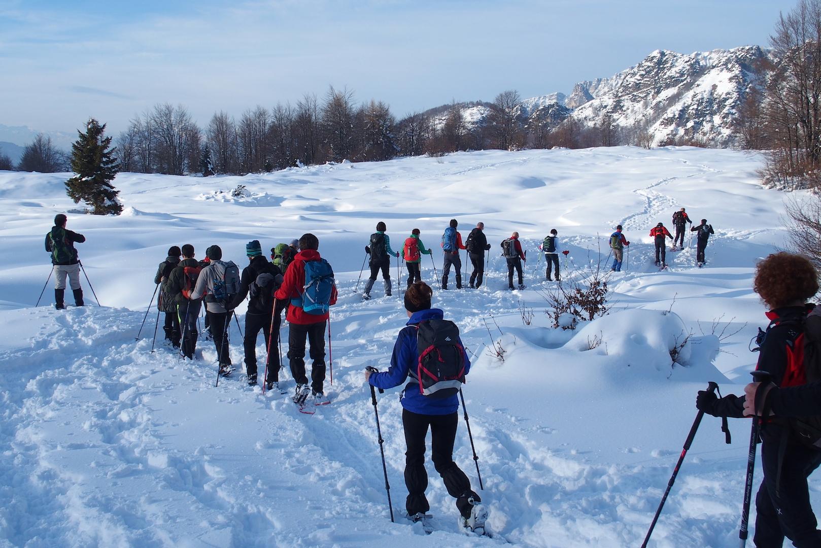 Mercoledì 21 novembre – Presentazione 7º Corso di Escursionismo in Ambiente Innevato