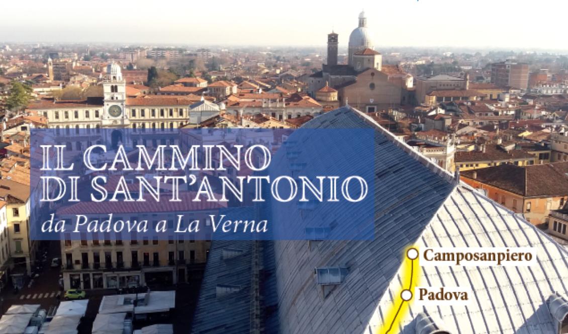 lunedì 26 novembre 2018 – ore 21:00 Il Cammino di Sant'Antonio