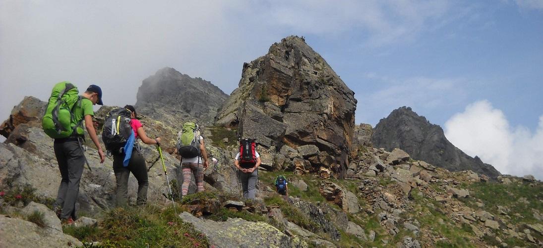 Trekking Catena Lagorai